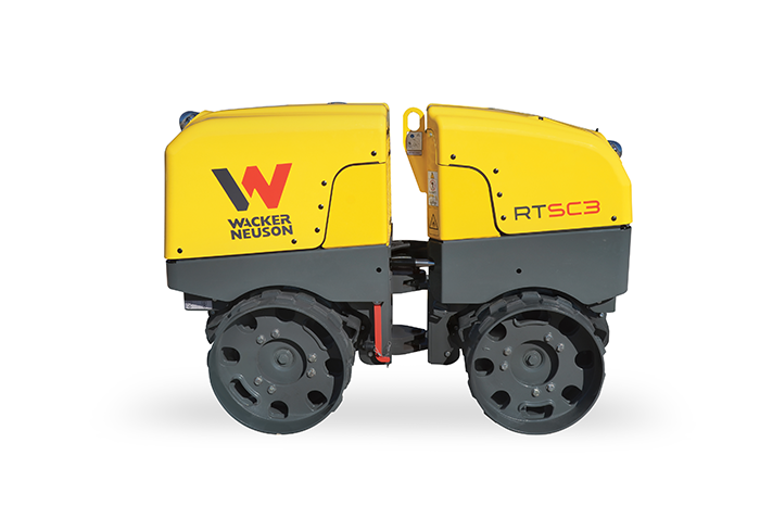Trench Roller RTX-SC3 -