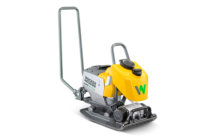 Battery operated single direction vibratory plate APS1340we