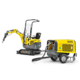 Tracked Conventional Tail Excavators - 803 dual power