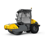 Single Drum Soil Compactors