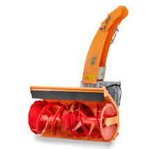 Attachment tools for Wheel Loaders - Snow blower type 360 for WL25