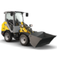 Articulated Wheel Loaders - WL28